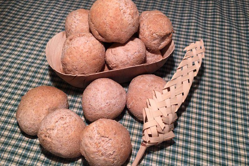 Panini con farina integrale 'Mio forno' della ALPI SRL