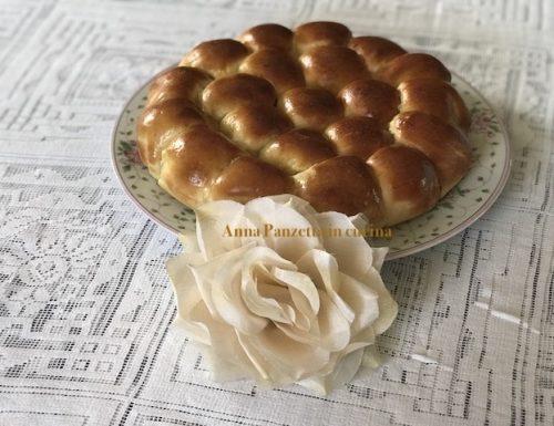 Danubio dolce con Nutella