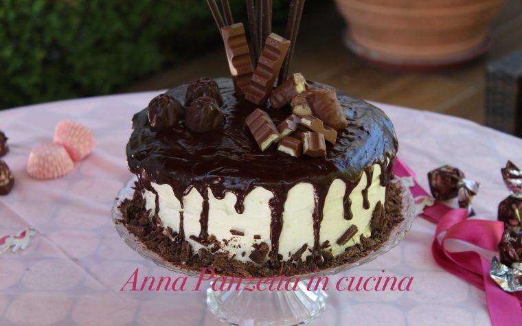 Dreep cake al cioccolato